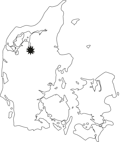 Map Of Denmark clip art hight